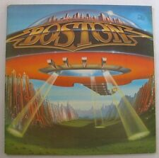 BOSTON (LP 33T) DON'T LOOK BACK - HOLLANDE 1978