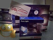 Kit Lampade H7 Bosch Pure Light
