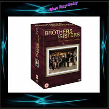 BROTHERS AND SISTERS - COMPLETE SERIES SEASONS 1 2 3 4 5 *** BRAND NEW BOXSET***