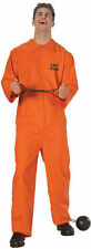 Jail Bird Adult Men Halloween Costume-XL ( Fits Jacket Size 42-46 ) 16342