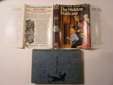 Nancy Drew #2, The Hidden Staircase, DJ, Later Edition