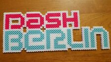 Dash Berlin perler kandi necklace rave EDC PLUR art custom