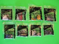 2004 McDonalds - Hot Wheels  - set of 8 *MIP*