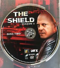 The Shield  Season 3  -  Disc 2 Only - Replacement Disc DVD