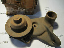 NOS Ford 1937-1942 Mecrury 1939- 1942  FLAT HEAD V8 CP19 Right side Water pump