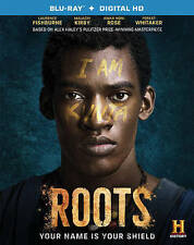 Roots Your Name is Your Shield NEW Bluray disc/case/cover only-no digital Kunta