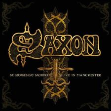 St. George's Day Sacrifice: Live in Manchester by Saxon (CD, Mar-2014, 2...
