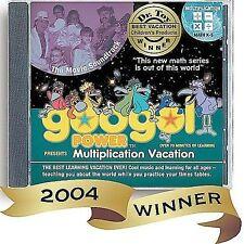 Googol Power: Multiplication Vacation Soundtrack