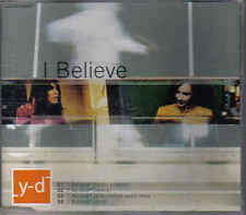 Y-D-I Believe cd maxi single eurodance Danmark