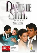 DANIELLE STEEL - COMPLETE COLLECTION (21 disc) -  DVD - UK Compatible - sealed