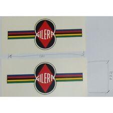 GILERA GIUBILEO 150 SPORT ADHESIVE decalcomanie adesivi decals stickers SERBATOI