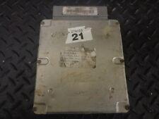 1999 FORD FIESTA MK4 1.8 DIESEL ENGINE CONTROL UNIT ECU 96FB-12A650-FC SMOG