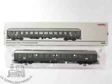 VA05 - ESCALA 1 - MÄRKLIN 58024 Schnellzugwagen 2.Klasse B4üm-61 19 407 München