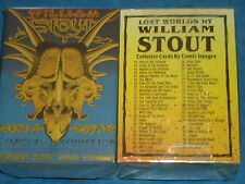 WILLIAM STOUT 'Lost Worlds'  Complete Base Set Of 90 Fantasy Art Trading Cards
