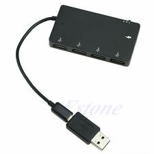 Micro USB Power Charging OTG Hub Cable Adapter For Samsung Galaxy S3 S4 Tablet