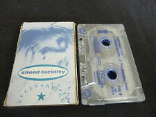 QUEENSRYCHE SILENT LUCIDITY ULTRA RARE AUSSIE CASSINGLE IN CARD SLEEVE!