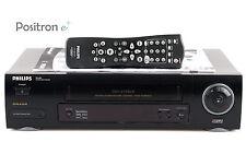 Philips VR600 - VHS-Videorecorder mit FB ++ gewartet, 1 Jahr Garantie ++