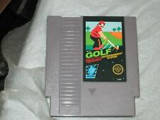 Golf (Nintendo NES, 1985)(5 Screw edition) cart only good