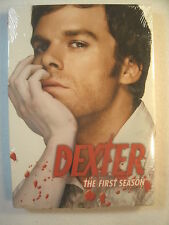 DEXTER...SEASON ONE...BOXED SET...SEALED NEW!!