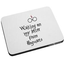 Beegeetees Waiting On My Letter From Hogwarts Harry Potter Mouse Pad® WaitingH
