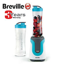 Breville Blend Active Personal Blender Sports Bottle Gym Healthy Fitness VBL136