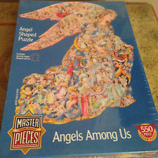 Angels Among Us 550 Piece Jigsaw Puzzle by Master Pieces NEW