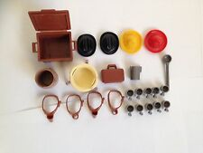Vintage 1970s Playmobil accessories