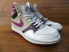 Nike Air Court Force Hi Top Trainers Size  3.5 / 36.5