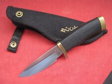 BUCK Knife USA 692 Vanguard Hunting Fixed Blade  Sheath SURVIVAL