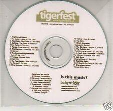 (J325) Tigerfest, Is This Music? - DJ CD