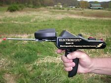 ELECTROSCOPE MODEL 20 LONG RANGE GOLD/SILVER LOCATOR METAL DETECTOR