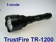TrustFire TR-1200 with CREE Q5 x 5 1-mode Flashlight  # 523