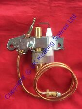 Flavel Rocco Black & Silver Gas Fire Oxypilot Assy Thermocouple Electrode B38930