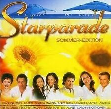 Starparade - Sommer Edition - CD NEU Francine Jordi Ladiner Calimeros Gilbert