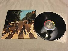 1969 The Beatles Abbey Road LP Record Album Vinyl Capitol SJ-383