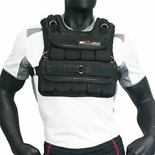 MiR 50Lbs Fittest Narrow Adjustable Weighted Vest *New*