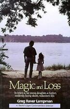 Magic and Loss: In Letters to His Young Daughter, a Father, Suddenly F-ExLibrary