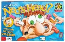 POOF-Slinky - Ideal What`s In Ned`s Head Game with 15-Inch Plush Head, 0X2460 ,