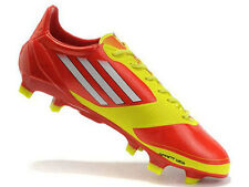 NEW adidas F50 adizero TRX FG  SYN Soccer  Boots in High Energy V23954 US 12