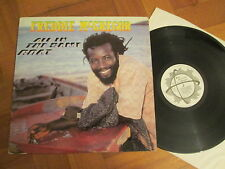 Freddie McGregor – All In The Same Boat - UK LP  Real Authentic Sound 1986