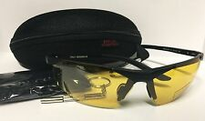DUCO NIGHT-vision Glasses For HEADLIGHT Polarized Driving 8125 BRAND NEW