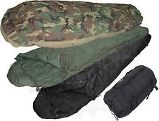 US Military 4 Piece Modular Sleeping Bag Sleep System   Great conditions