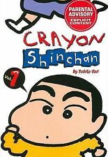 Crayon Shin-Chan 1 by Yoshito Usui (Paperback, 2008)