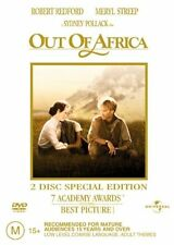 Out Of Africa (DVD, 2005, 2-Disc Set)