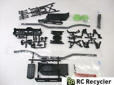 Axial SCX10 II Steel Chassis Side Rails Sliders Skid AX31418 2000 Cherokee Kit