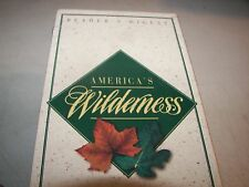 BOX SET OF 3 NEW READER'S DIGEST VHS TAPES AMERICA'S WILDERNESS