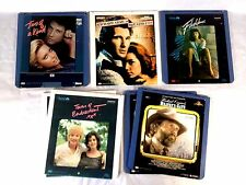 5 Movies Terms of Endearment, Heavens Gate, Two of Kind, Flashdance, Breathless