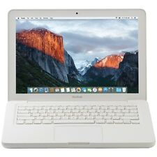 "REFURBISH Apple Mc516ll/a/c2d/2.4/4gb/250gb/10.11 Refurbished 13.3"" Macbook"