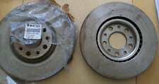 0051767381 genuine OE front brake discs (pr) Alfa Romeo Brera Spider Giulietta