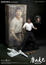 ENTERBAY REAL MASTERPIECE THE BIG BOSS BRUCE LEE 1:6 AKTION FIGUR / STATUE